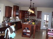 Kitchen Before Staging