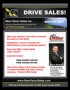 New Vision Sales - Drive Sales