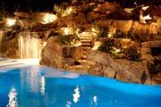 Oasis Custom Pools Rockscape