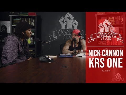 [Full Session] Cannon's Class with KRS ONE