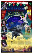 Dumbo, bajo el circo psicodélico de Tim Burton