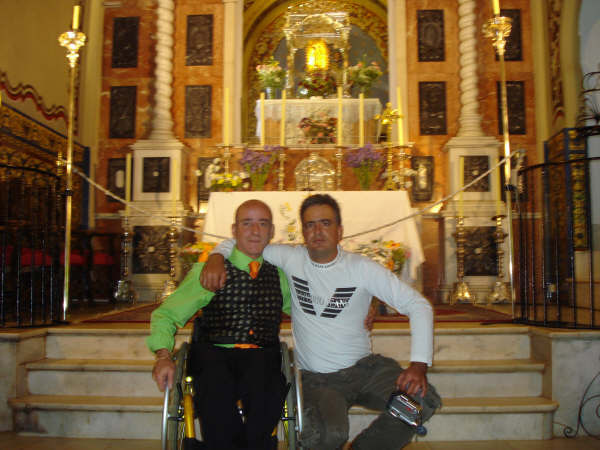 miguel angel y yo