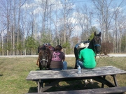 our march 2012 trip to spruce creek campground in bsf great place to camp and ride