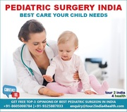 Pediatric Surgery India- Best Care Your Child Needs