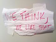 """""""we think, we like that"""" - Cristian Duarte e Paz Rojo (São Paulo/Madri)"""