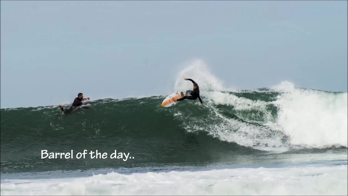 Barrel of the day