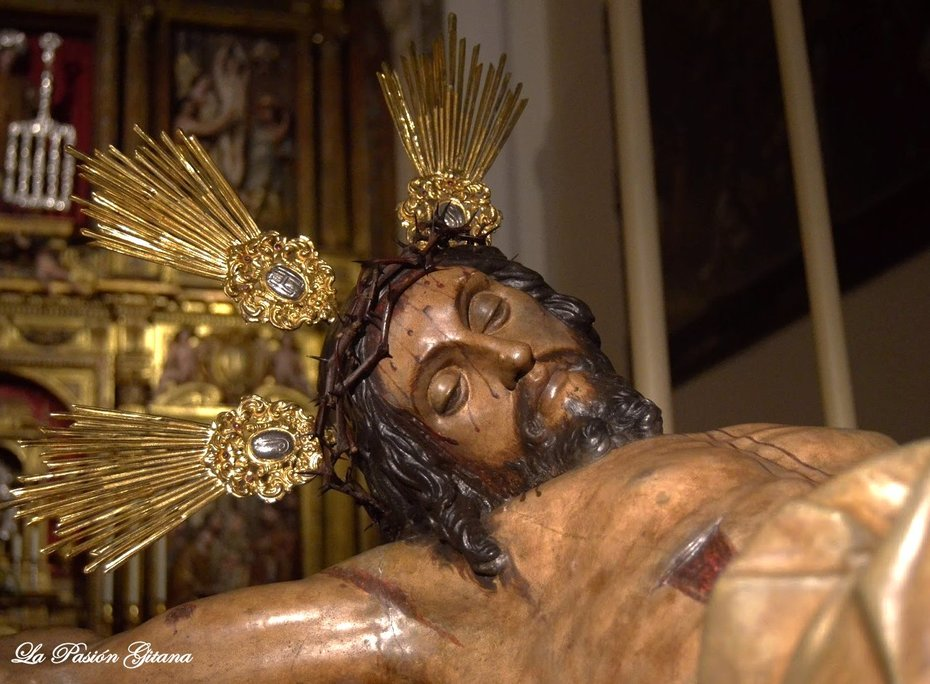 Cristo Del Mayor Dolor Besapies 2018