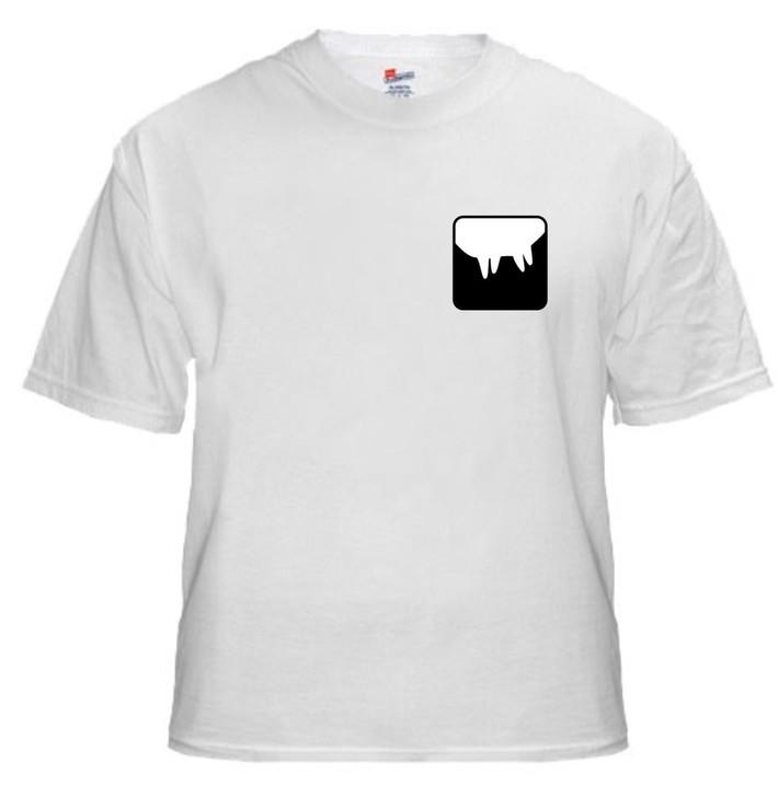 PtD shirt front