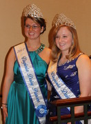2012 & 2013 Virginia Dairy Princesses