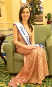2014 Virginia Dairy Princess Bethany Brown