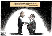 Obama and Castro, Cuba Visit spring 2016