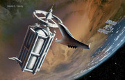 ISS-Space Hotel