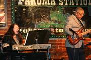 Kendra Holt and Tony Harrod, Takoma Station, Feb 2008