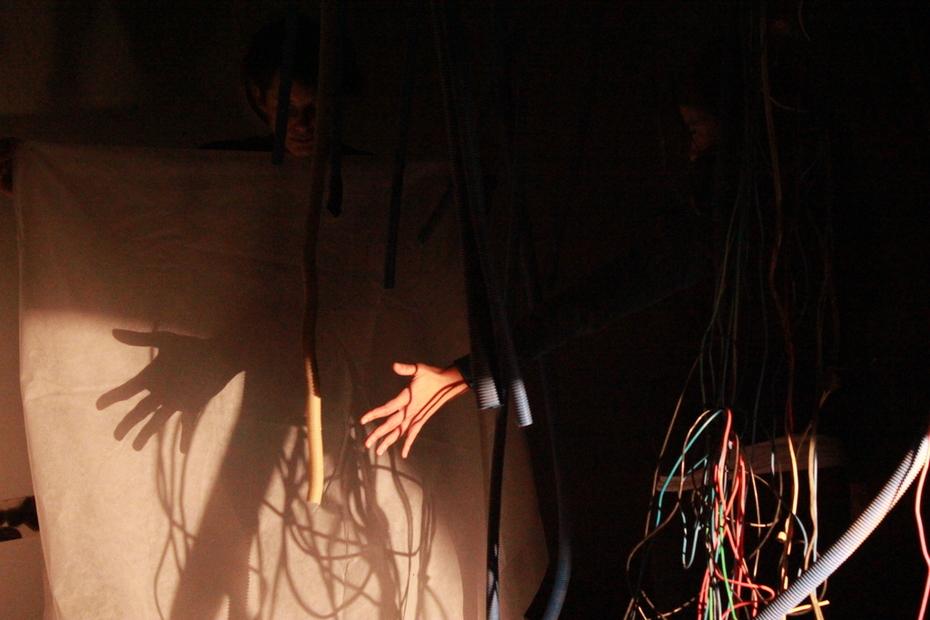 Cuerpos, luces, sombras / 6 encuentros / Día 1
