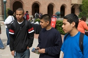 Young Scholars Forum in USC University Park neighborhood