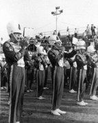 David Fox, 1968, HHS band