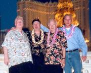 tom,neil,dad,me wedding day Vegas