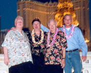 tom,neil,dad,me wedding day Vegas