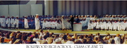 Class of 1972 Graduation