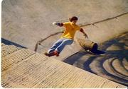Skateboarding back in the '70s