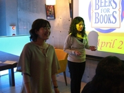 Beers for Books at SIN Aoyama (April 2009)