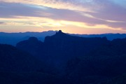 Thimble Mountain sunset #2