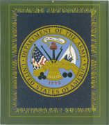 Seal of the US ARMY