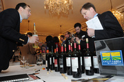 Embassy Wine Tasting Event