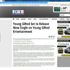 Young Gifted Is Featured On_ Fox News 8