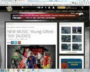 "Young Gifted Hit Single ""STILL"" Featured On Hot97.com"