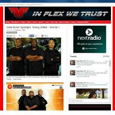 Young Gifted Is Featured On_ InFlexWeTrust