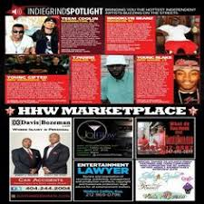 Young Gifted Featured  In Hip Hop Weekly Magazine