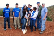 Boeing Volunteers/ACCESS students/Inside the Outdoors