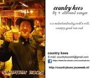 country koos fotokaart