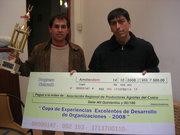 Premiación - Copa de Experiencias Excelentes 2008