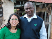 Visita a Ndumberi Coffee Producers - Kenya