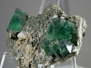Fluorite Crystals - ex Charlie Key Collection