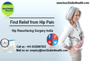 Find Relief from Hip Pain with Hip Resurfacing Surgery India