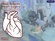Best Robotic Heart Surgery in India is Highly Affordable