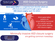 ASD Closure Surgery in India is Highly Affordable