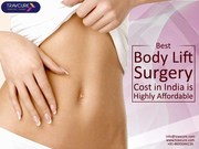 Best Body Lift Surgery Cost in India is Highly Affordable