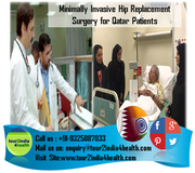 Minimally Invasive Hip Replacement Surgery for Qatar Patients