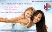 New Year New Look Mommy Makeover India