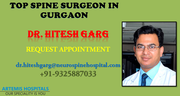 Start Living Pain Free Today with Dr. Hitesh Garg Best Spine Surgeon in India
