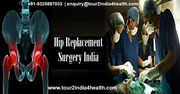 Tour2India4Health offers New Procedure to Help Patients Avoid Hip Replacement, Repair Joint Damage