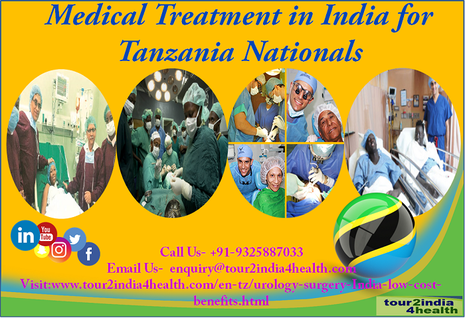 Medical Treatment in India for Tanzania Nationals – chosen by Tanzanians without any doubts