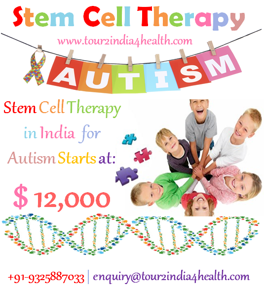 Stem Cell Therapy for Autism in India