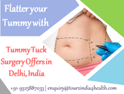 Best Tummy Tuck Surgery Offers in Delhi, India