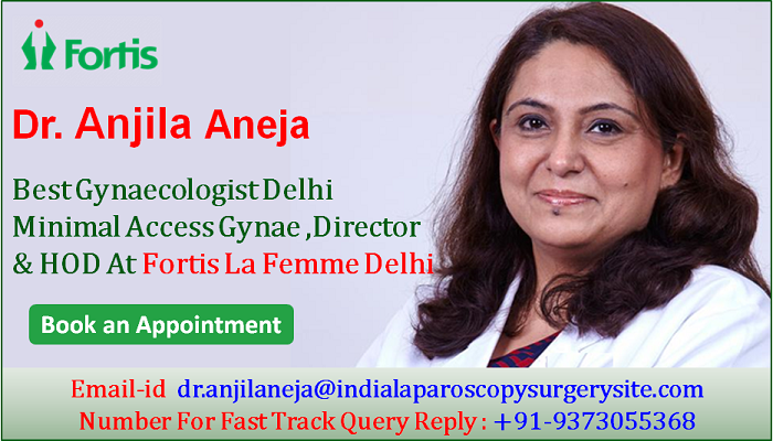Dr. Anjila Aneja Improves Women's Health With Minimal Access Gynecology Surgery in India