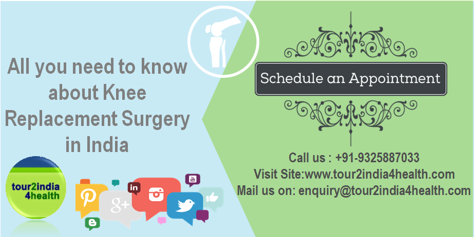 All you need to know about knee replacement surgery in India